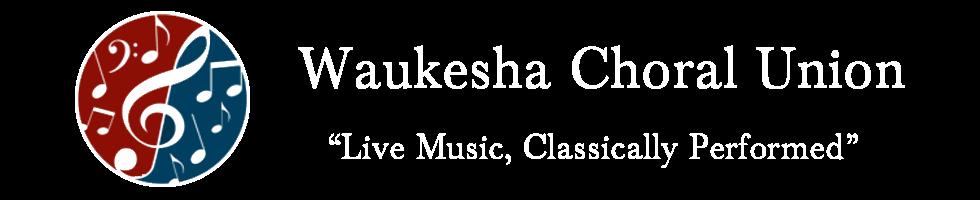 Waukesha Choral Union